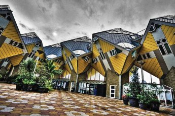 Los diseños arquitectónicos más extraños y extravagantes del mundo - 01