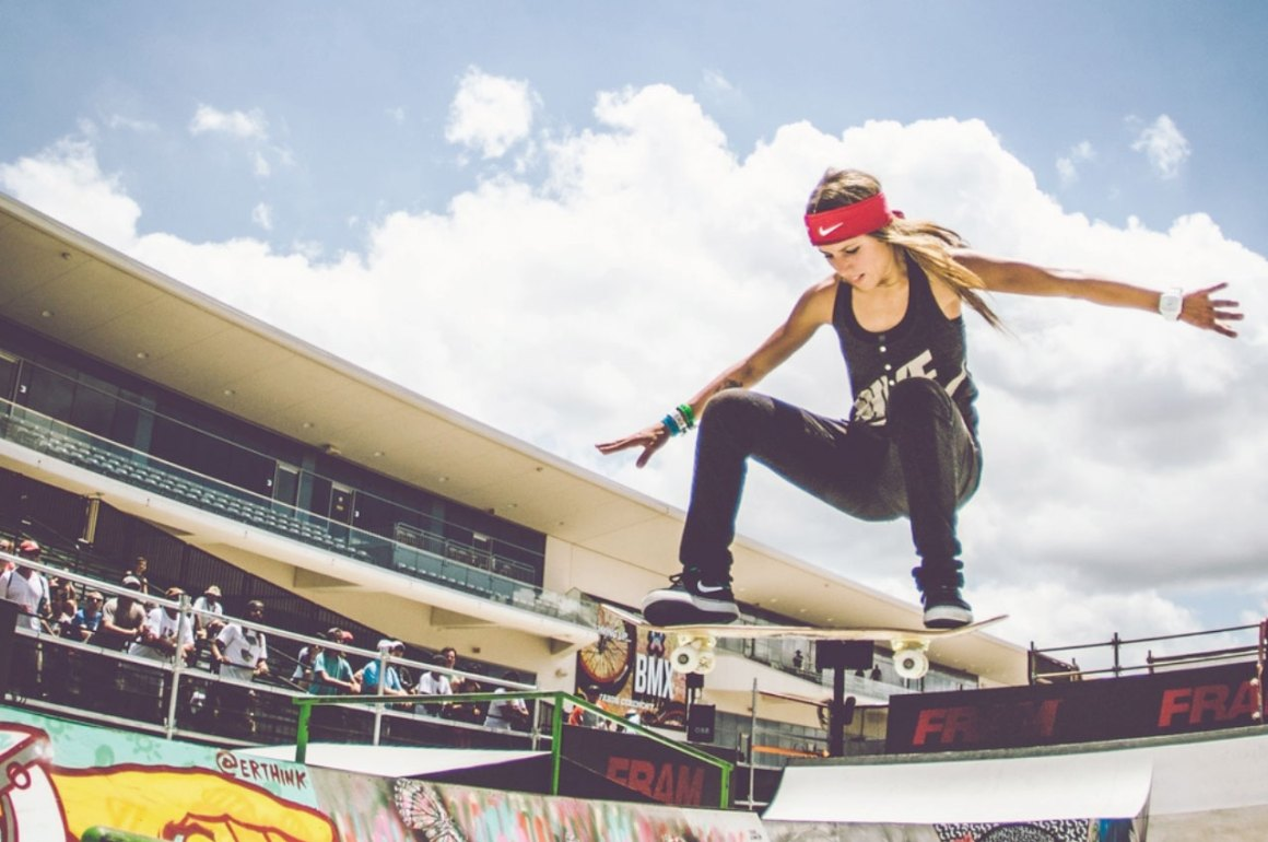 Top 10: Leyendas del skate femenil - portada