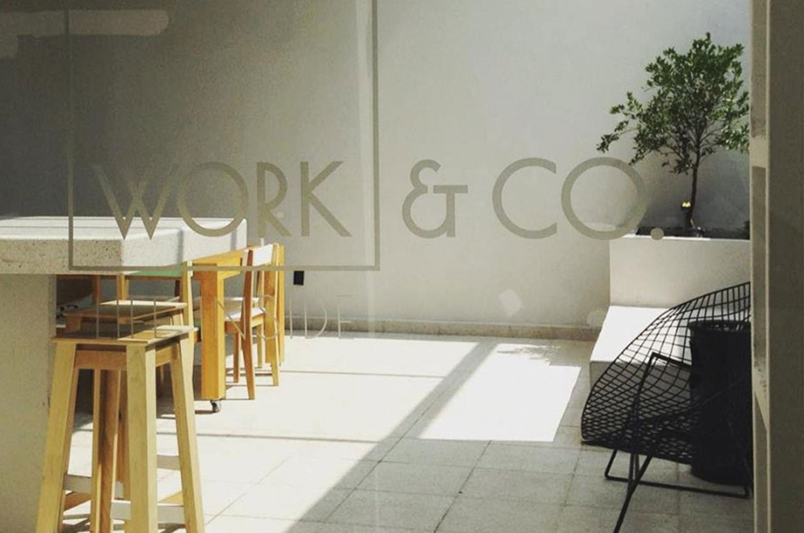 La nueva tendencia: CO-WORKING HUBS by Work&Co - 02