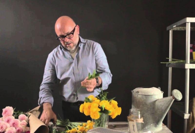 Los 5 Mejores Floristas del Mundo - florista3