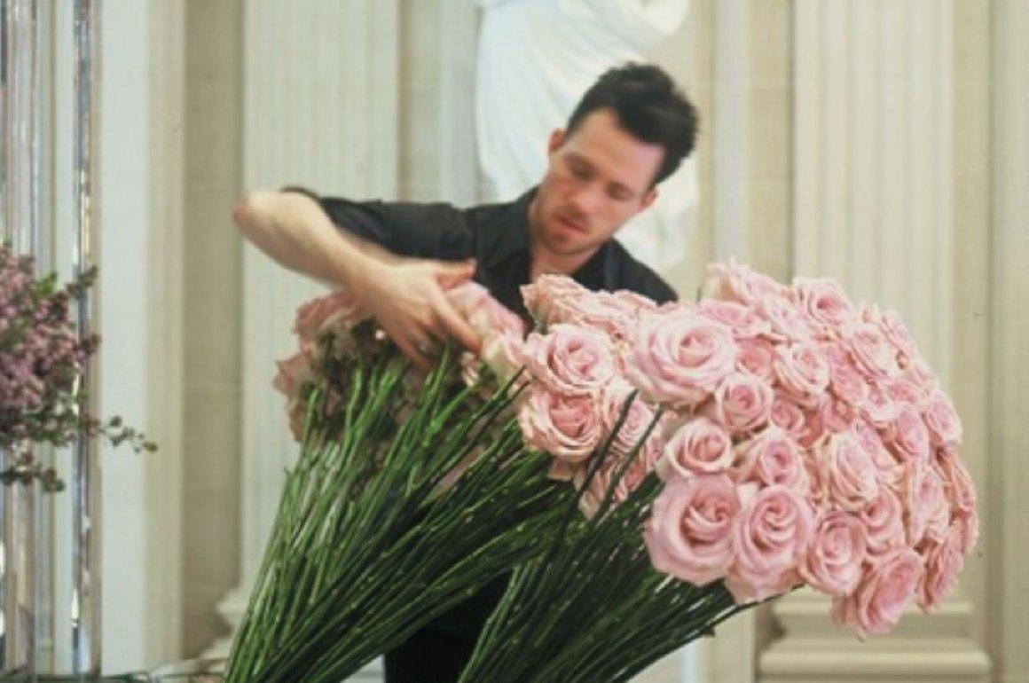 10 Tips para Hacer Arreglos Florales según Jeff Leatham - 09