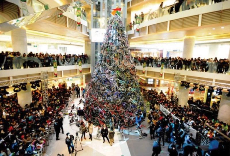 Los Árboles de Navidad Más Originales - arboles_01-1024x696