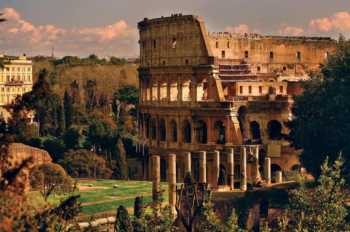 Quattro Giorni a Roma - PORTADA_roma