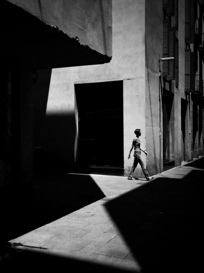 Los paseos geométricos 2, 2015 © Andrés Cañal