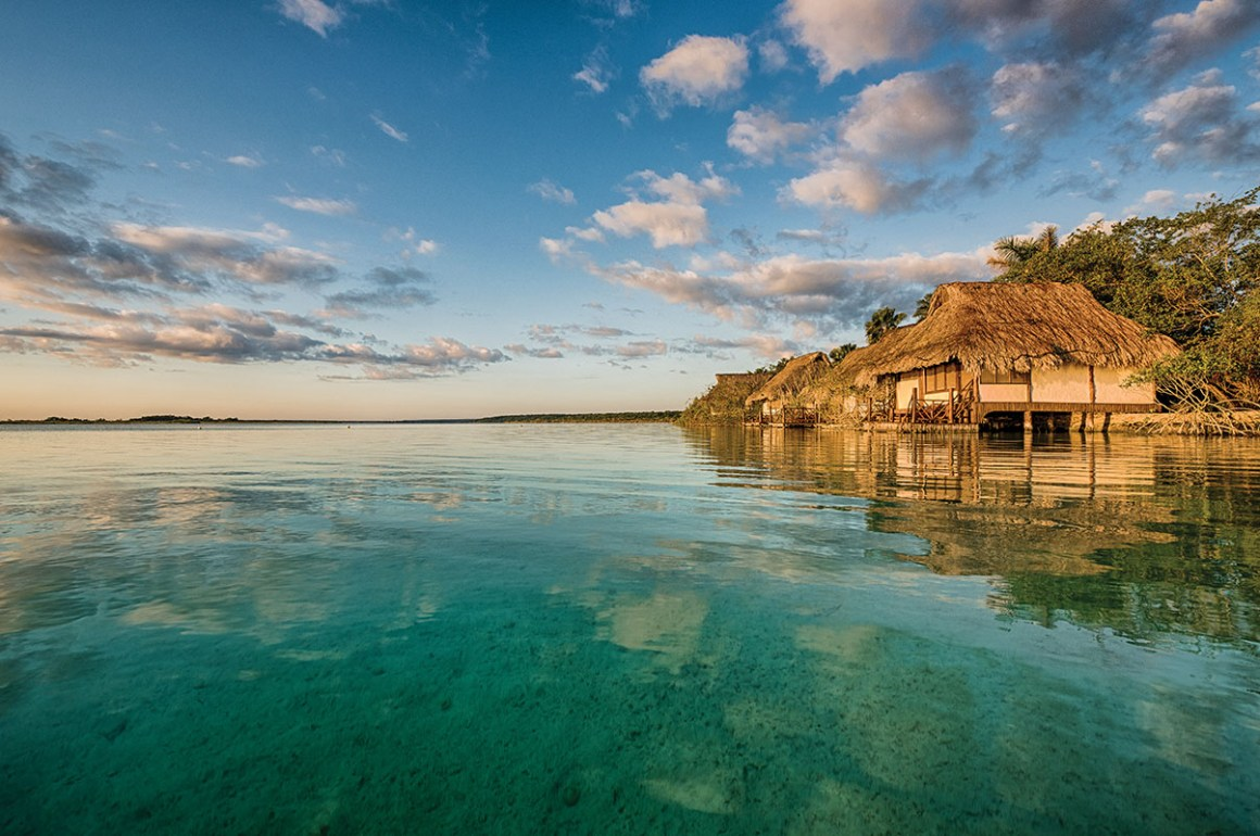 Bacalar: La laguna de los siete colores - 4
