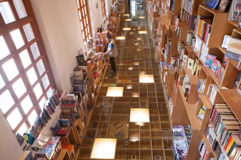 Las 5 mejores librerías de la CDMX - educal-rossi-ng-03
