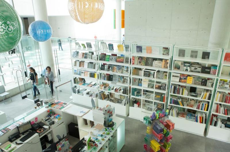 Las 5 mejores librerías de la CDMX - libreria-muac-ng-03