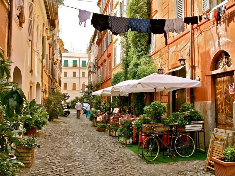48 horas en Roma - roma-trastevere-1024x768