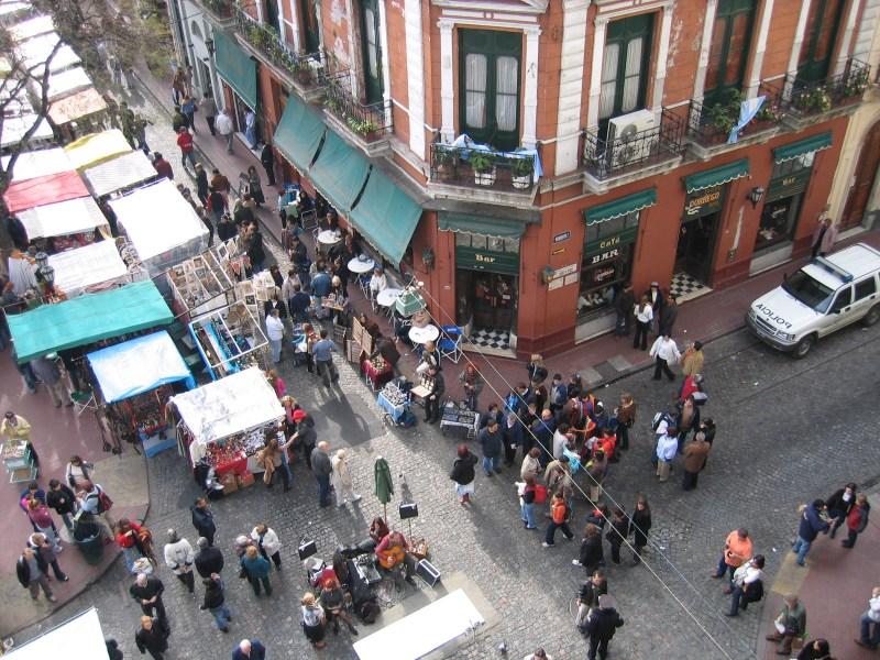7 mercados de pulgas que debes visitar  - plazadorrego