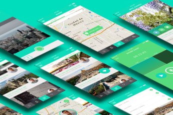 Wander App 2.0: una plataforma turística integral - Screens_Wander_C