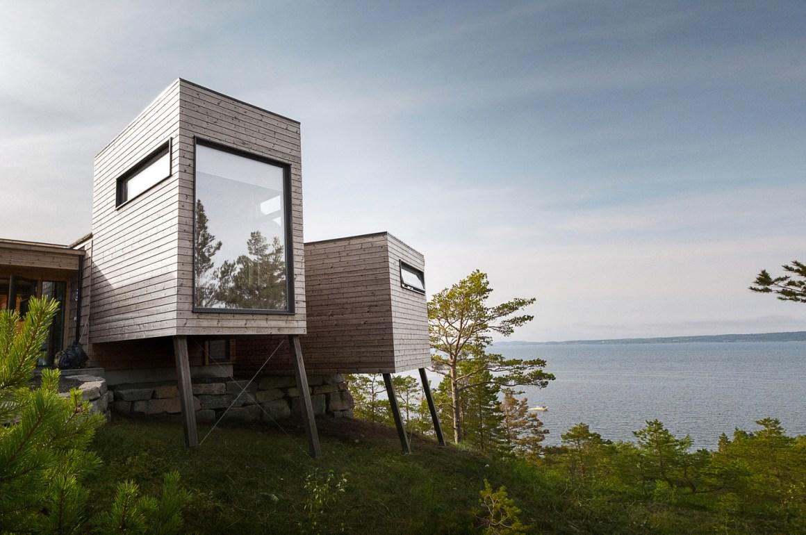 Las casas con las mejores vistas del mundo - Straumsnes Cabin 1