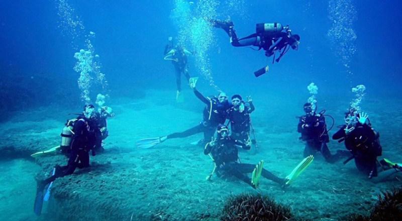 Tours de buceo en México - buceo-en-mexico-una-actividad-para-disfrutar-en-grupo-840x462