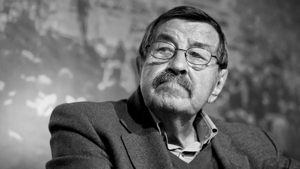 5 autores alemanes que debes conocer - GuenterGrass