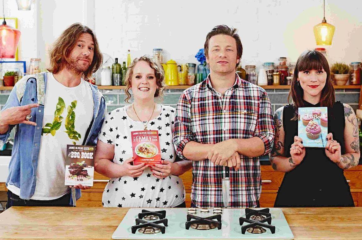 8 plataformas y sitios web para iniciarte en la cocina - jamie