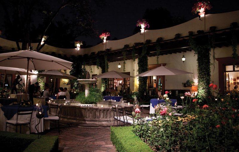 10 lugares en la Ciudad de México donde gozar del Grito    - san_angel_inn