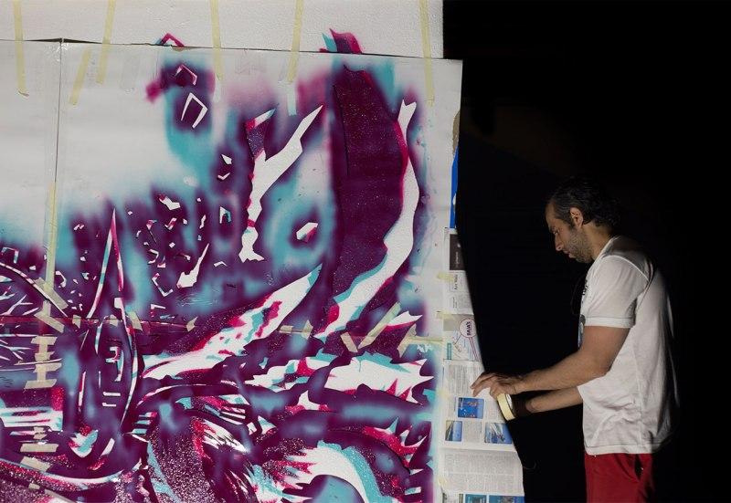 RODRIGO SASTRE - grafiti2