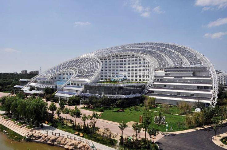 Los 10 edificios más eco-friendly del mundo - 2eddf38fb03f34997c398b17cc03e0ab-1