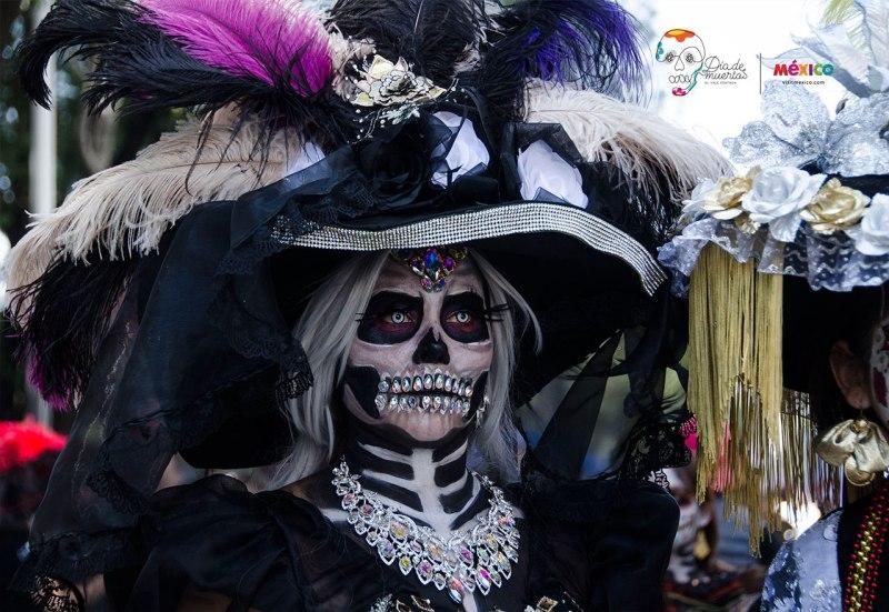 Desfile del Día de Muertos - diademuertos