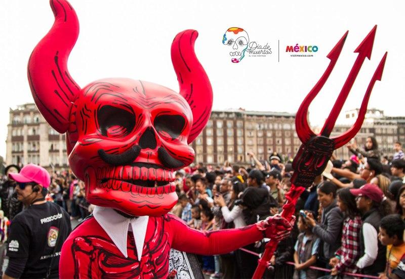 Desfile del Día de Muertos - diademuertos5