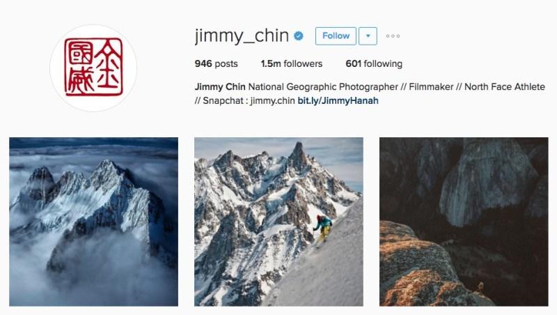 6 cuentas de Instagram que tienes que seguir - chin