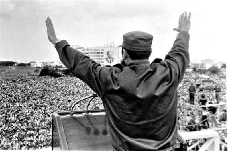"""Fidel Castro: 10 facts que probablemente no sabías de """" El Comandante"""" - fidel_pueblo2"""