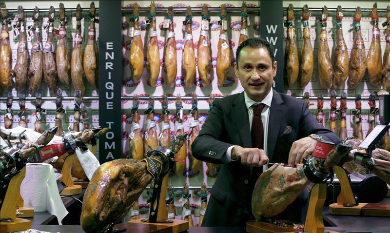 Lo mejor del Jamón Serrano  - 20121125-4966863w
