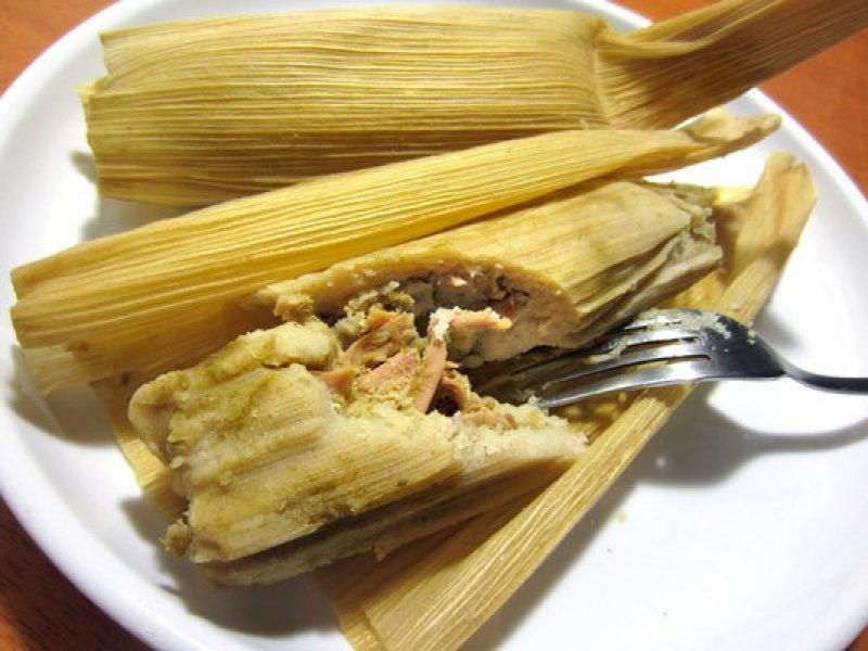 Los mejores lugares para comer tamales en la CDMX - tamales