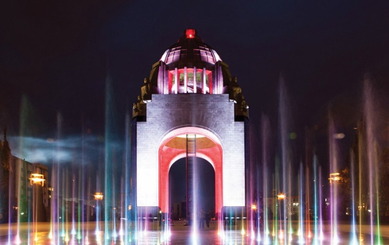 Ought To Know: Monumento a la Revolución  - mrm-55