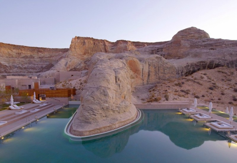 6 hoteles Aman que debes conocer alguna vez en tu vida  - 1amangiri