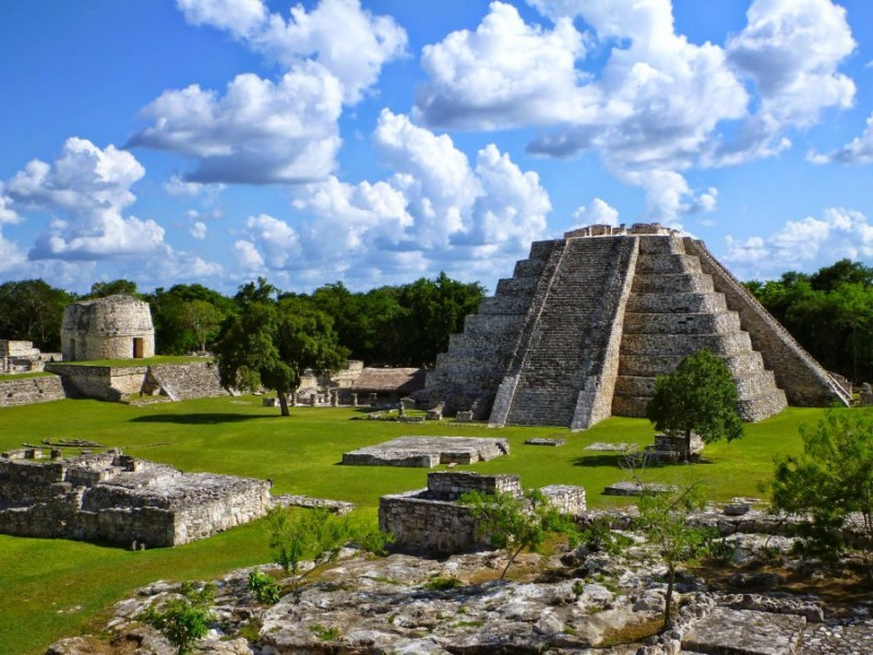 Un roadtrip alrededor de Yucatán - 1mayapan