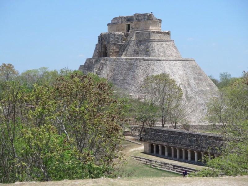 Un roadtrip alrededor de Yucatán - 1uxmal