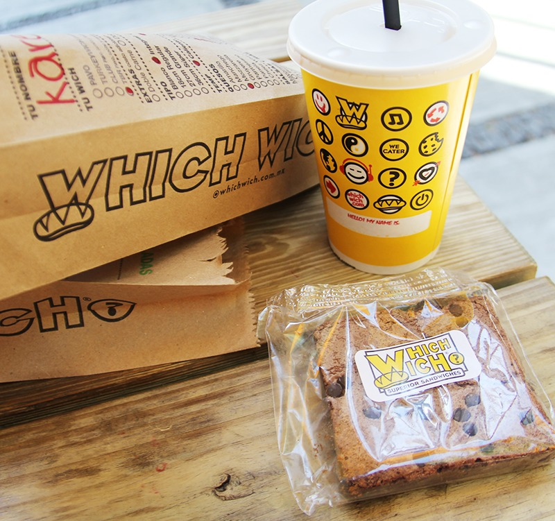 Which Wich Superior Sándwiches - IMG_2962