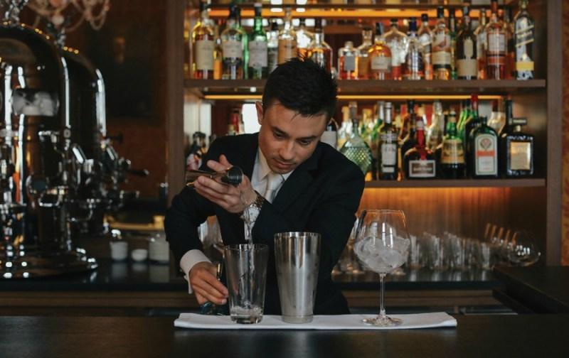 Aman Venice The Bar - 1aman2