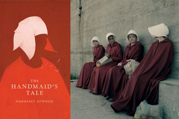 8 libros convertidos en series que tienes que leer - the-handmaids-tale