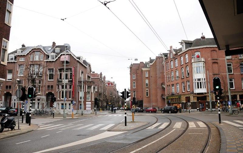 Miradas, hilos y puentes sobre Ámsterdam - amsterdam-foto3