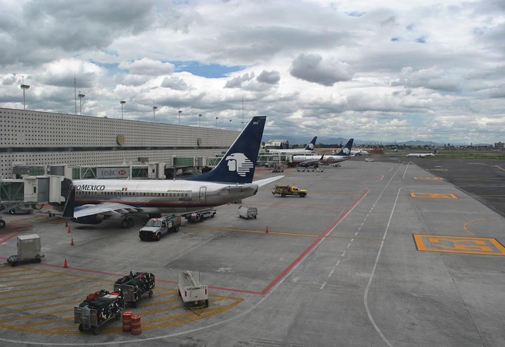 Nuevos beneficios para pasajeros de avión. - Nuevos Beneficios Pasajeros Avion - Terminal-2-aeropuerto-mexico-1024x686