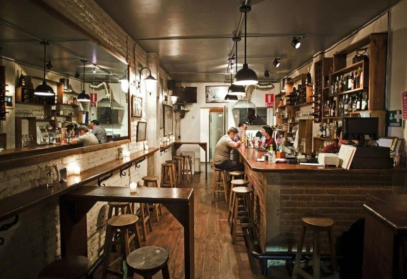 Guía Hipster de Restaurantes en la CDMX - restaurantes-hipster-cdmx-10.-bar-mancera-