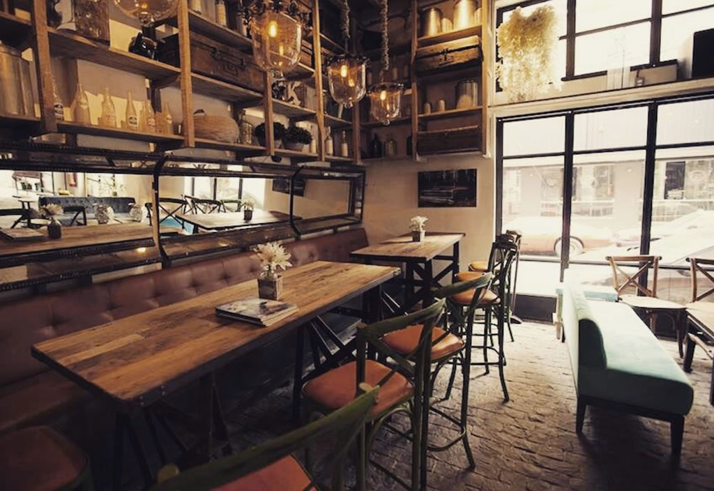 Guía Hipster de Restaurantes en la CDMX - Restaurantes Hipster CDMX -5. Kaye.