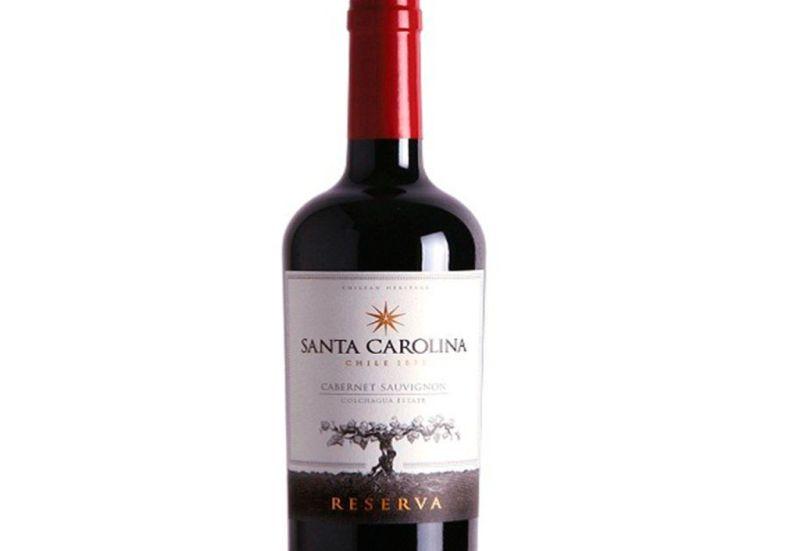 Conoce todo lo que tienes que saber sobre el vino chileno - 1.-vino-tinto-santa-carolina