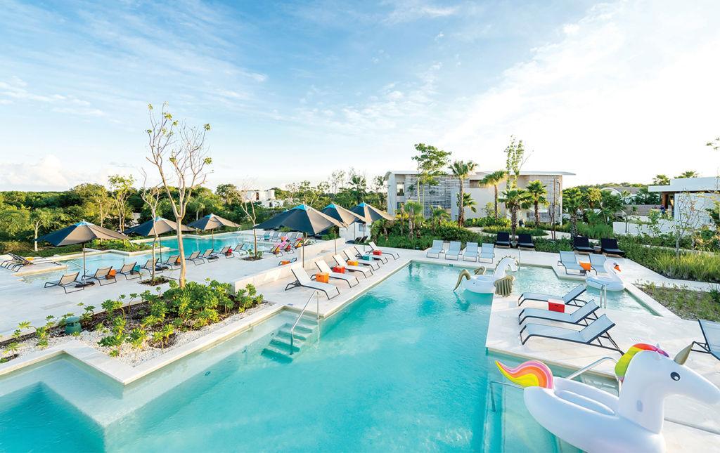 #HOTspots Hotel Andaz Mayakoba, el nuevo hotspot de la Riviera Maya. - Andaz Mayakoba PORTADA