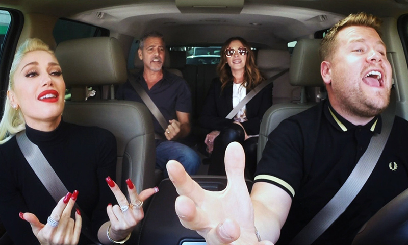 ¡Por fin! Carpool Karaoke: The Series - Carpool Karaoke - Portada