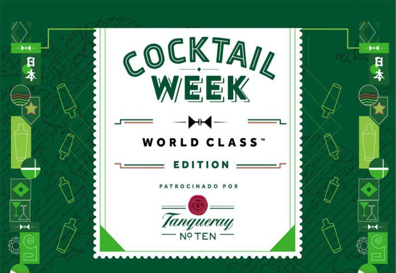 Tu itinerario para este fin de semana del 24 al 27 de agosto - cocktail-week