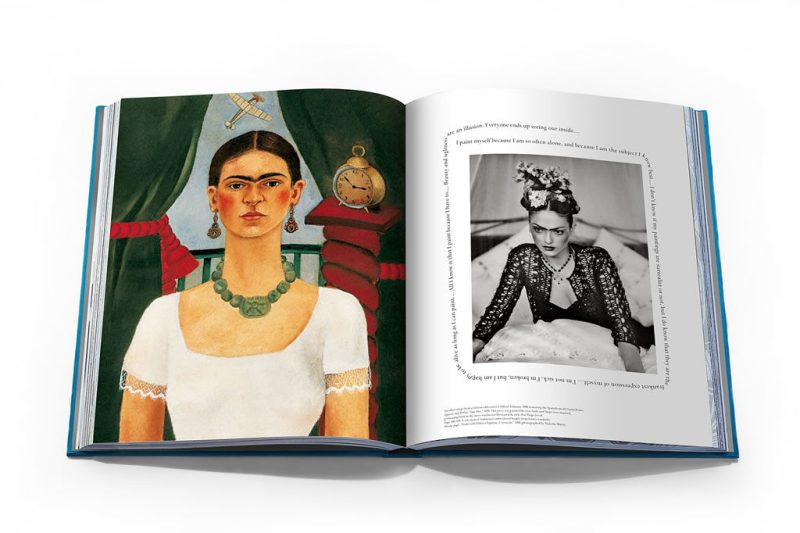 Los Coffe Table Books que no te puedes perder - coffee-table-books-frida-kahlo-fashion-as-the-art-of-being-1024x683