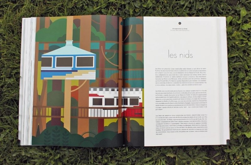 Los Coffe Table Books que no te puedes perder - coffee-table-books-tree-houses