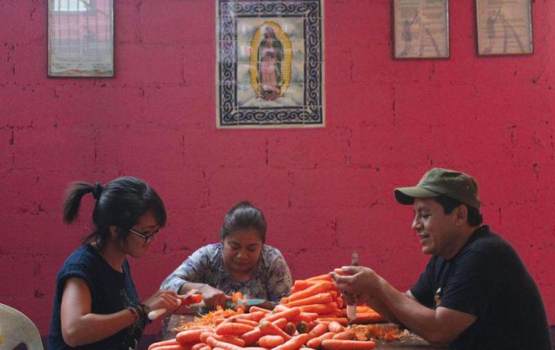 Norma Romero. Las Patronas - las-patronas-foto4
