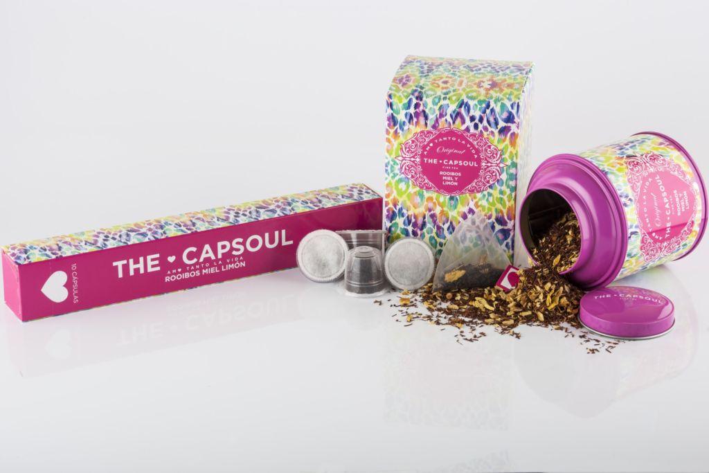The Capsoul, Amo tanto la vida - 4. The Capsoul- portada