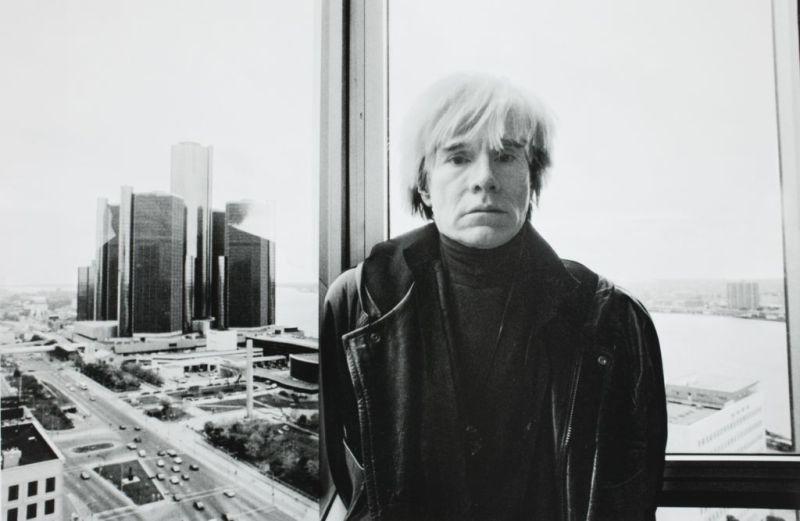 Andy Warhol: Ilustrador, artista y genio social - andy-warhol-1