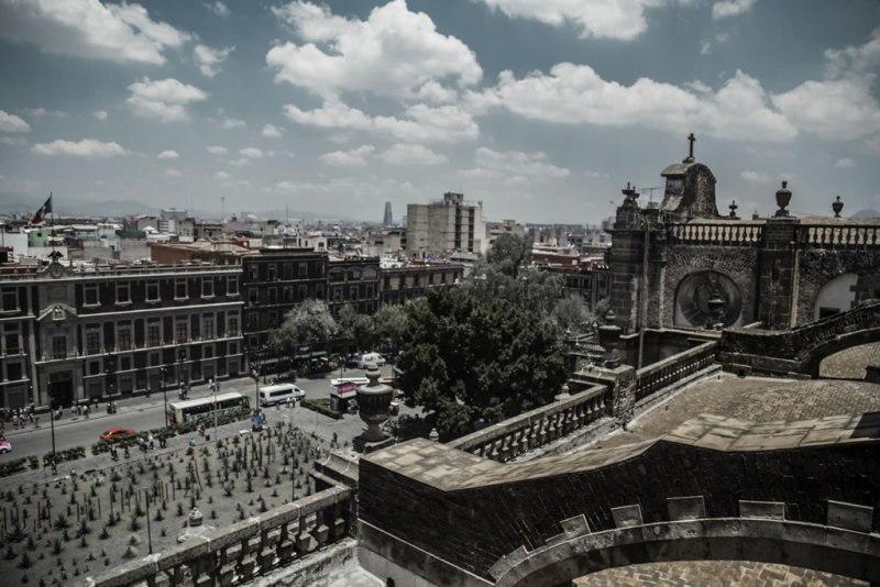Un viaje al campanario de la Catedral de México - campanario-1