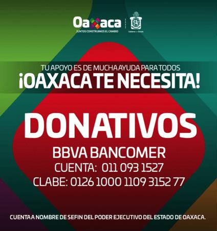 ¿Cómo ayudar a las víctimas del temblor del pasado 7 de septiembre en México? - depositos