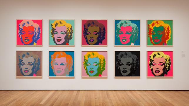 Andy Warhol: Ilustrador, artista y genio social - expo-estrella-oscura